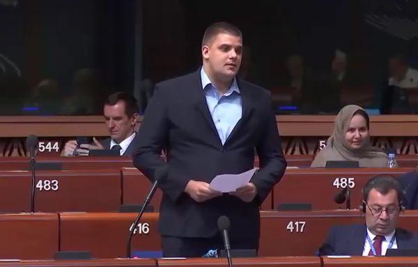 Aleksandar Šešelj (Foto: Screenshot)