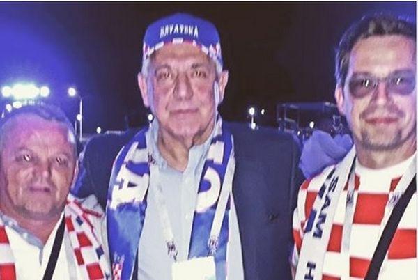 Jakov Vetma, desno, i Ivo Sanader (Foto: Facebook)