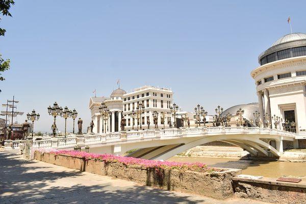 Skoplje (Foto: Pixabay.com)