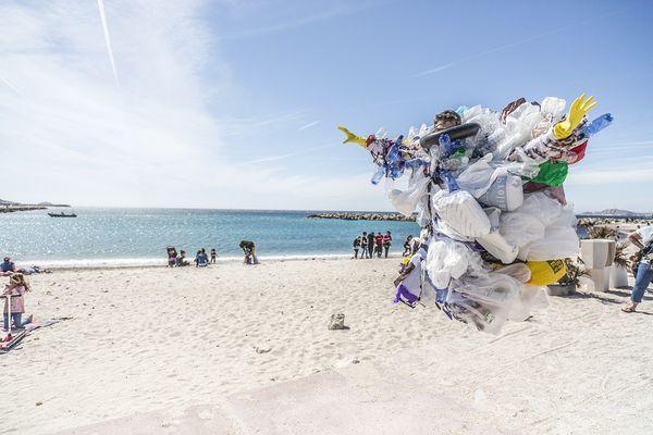 smeće, plastika, more, otpad