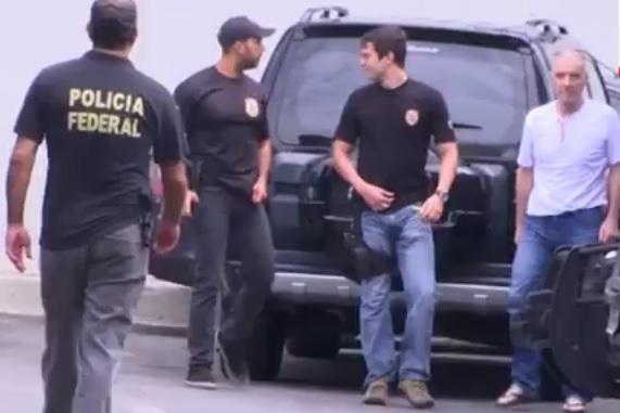 Trenutak uhićenja (Foto: Screenshot)