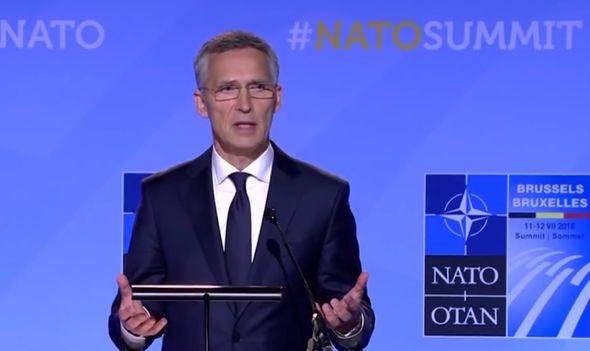 Jens Stoltenberg, generalni sekretar NATO-a