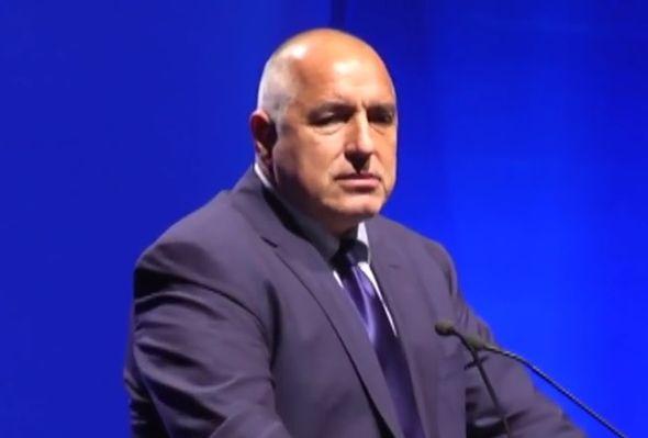 Bugarski premijer Bojko Borisov (Foto: Screenshot)