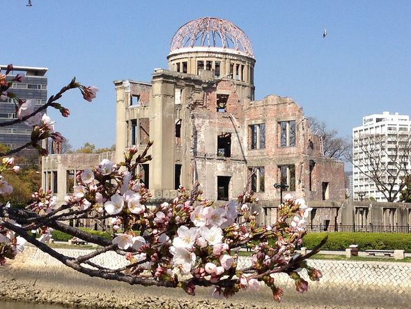 hiroshima, bomba, japan