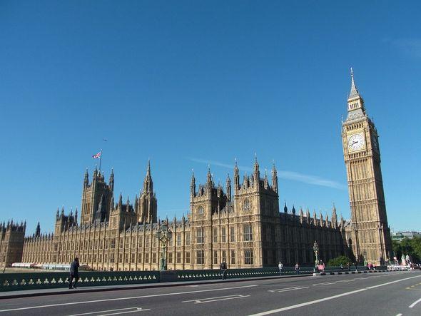 parlament, velika britanija