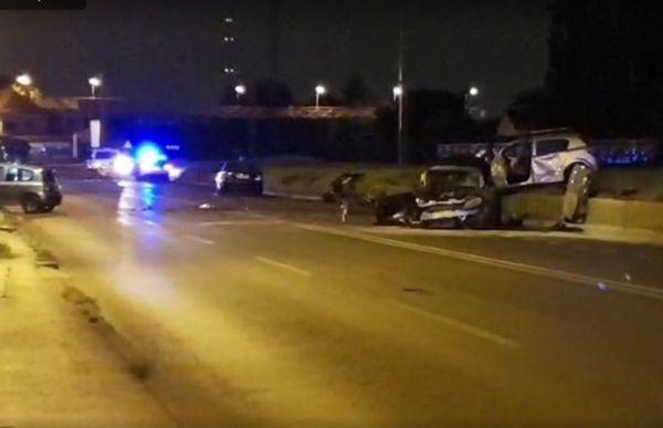 prometna nesreća, zagreb