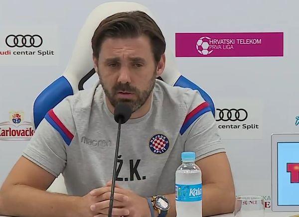 Foto: Screenshot/NK Hajduk