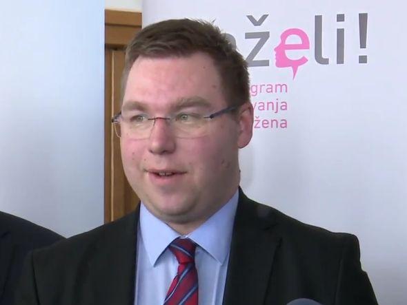 marko pavić, ministar