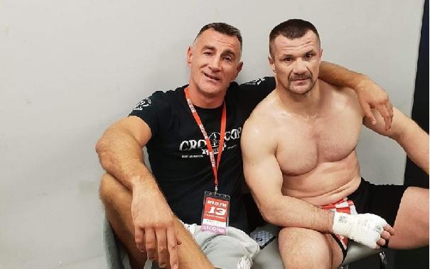 Mirko Filipović i Stipe Drviš (Foto: facebook)