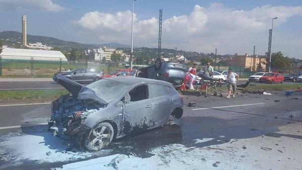 Foto:Facebook/ Policija zaustavlja Krapinsko-zagorska županija