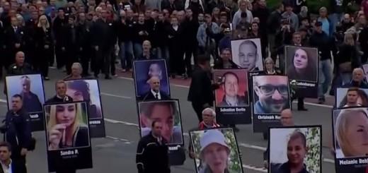 chemnitz, prosvjed, migranti, njemačka