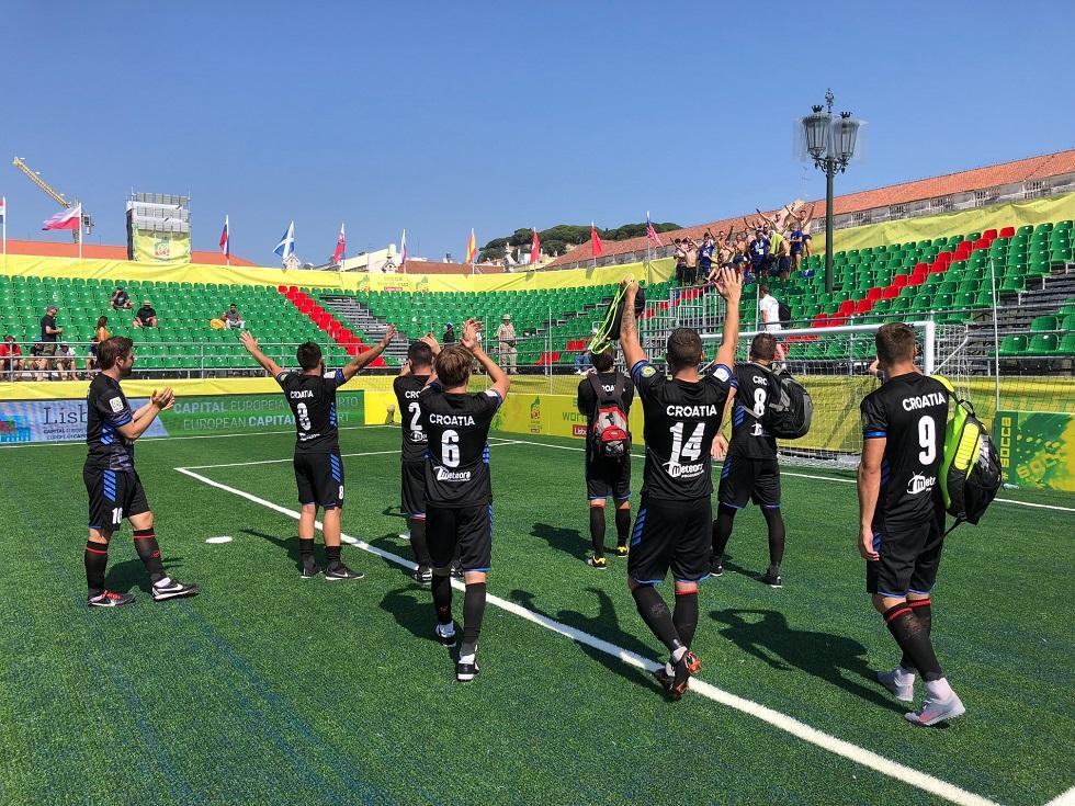 mali nogomet,Hrvatska,socca,Portugal,Lisabon