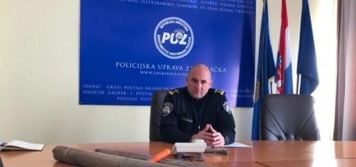 Goran Karnovšek (Izvor: PU zagrebačka)