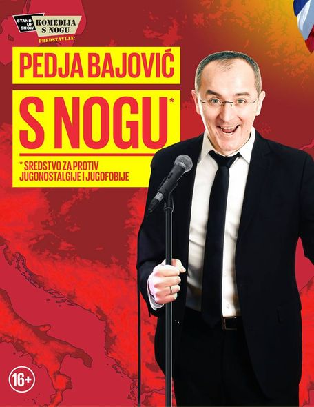 Peđa Bajović 30.11. foto
