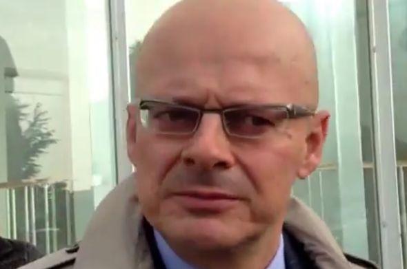 Andrej Korljan, odvjetnik nasilnika (Foto: Screenshot/Youtube)