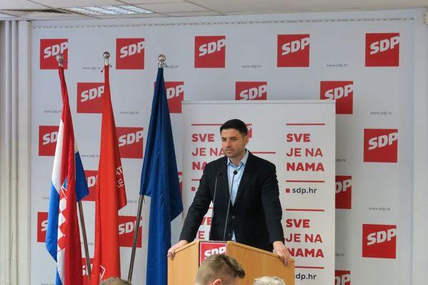 Izvor: SDP