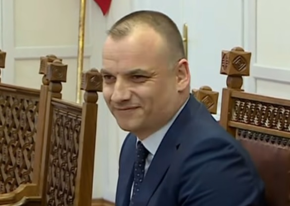 Daniel Markić (Foto: Screenshot)