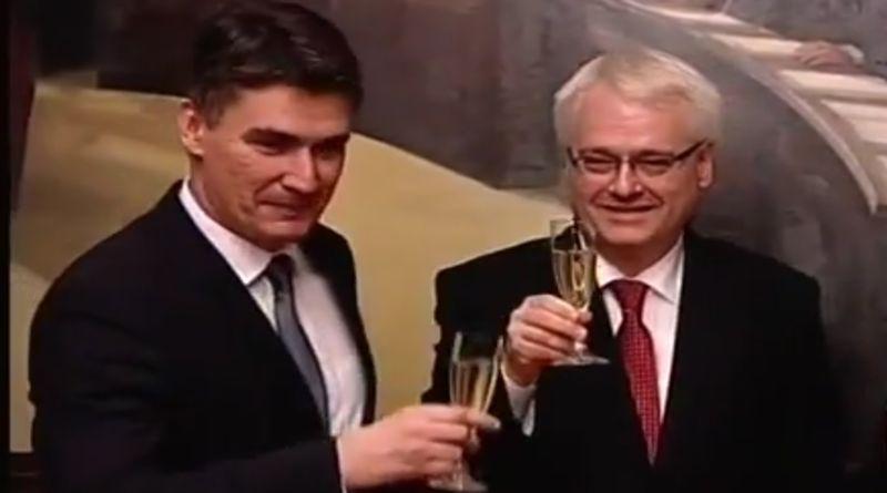 josipović, milanović