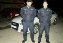 POLICAJCI SPASILI ČOVJEKA: Djelatnik (26) benzinske se gušio, a Bojan i Goran su postali junaci