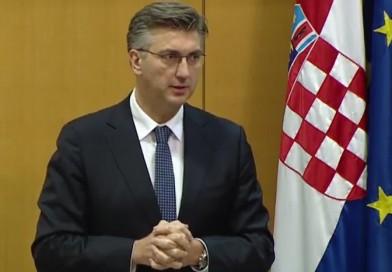 ANDREJ PLENKOVIĆ: Neću dopustiti nikom, pa ni Grmoji da me optuži za veleizdaju