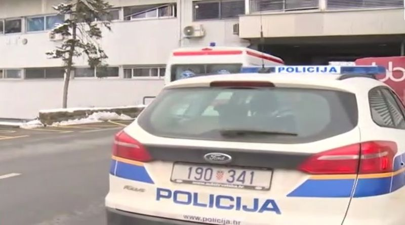 policija, bolnica