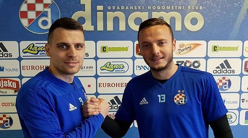 Rahmani i Andrić (Foto: Instagram/GNK Dinamo)