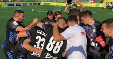 mali nogomet, hrvatska, malonogometaši, Socca