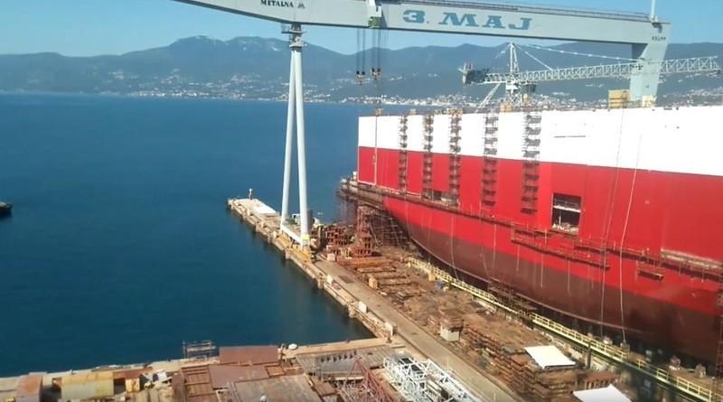 3. maj, brodogradilište