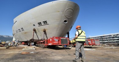 Brodosplit - Fincantieri - Transport