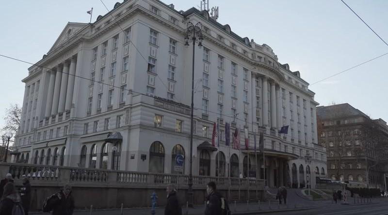 hotel esplanade, zagreb
