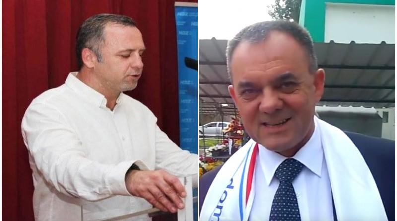 Igor Krizmanić i Alojz Tomaševiž