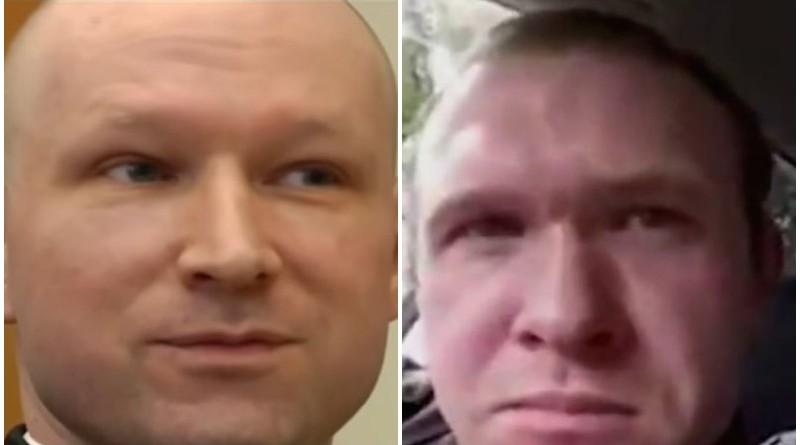 tarrant, breivik