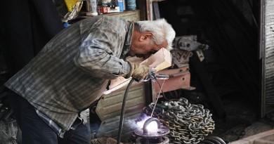 umirovljenik, radnik