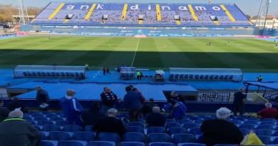 stadion, dinamo