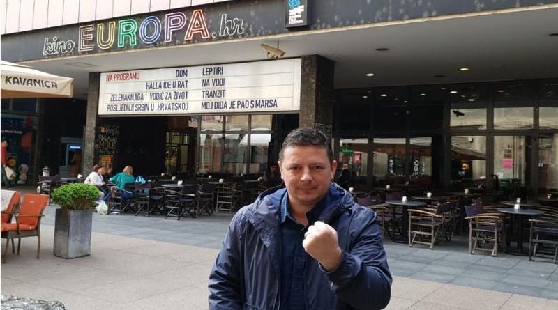 stojak, kino europa