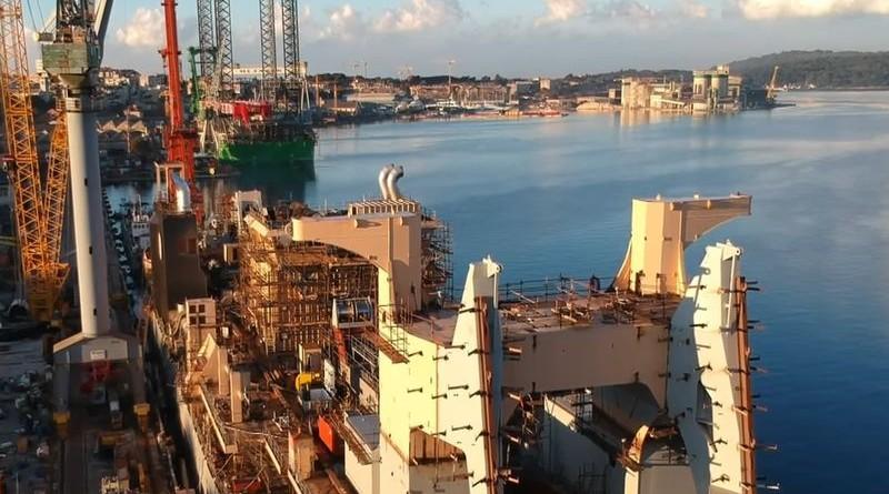 uljanik, brodogradilište