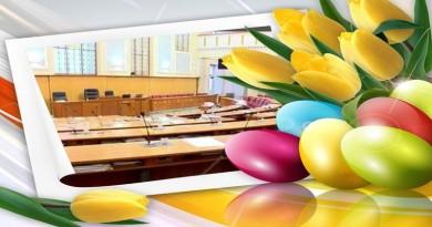 POLITIKA: Milivoj Pašiček – Zastupnici 11 dana farbaju jaja – nakon Uskrsa opet na odmor