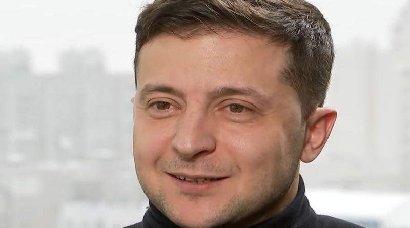 volodimir zelinskij