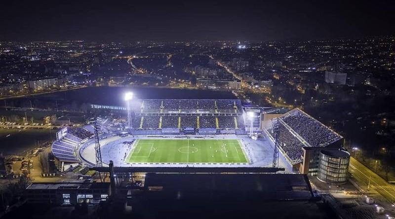 dinamo, stadion