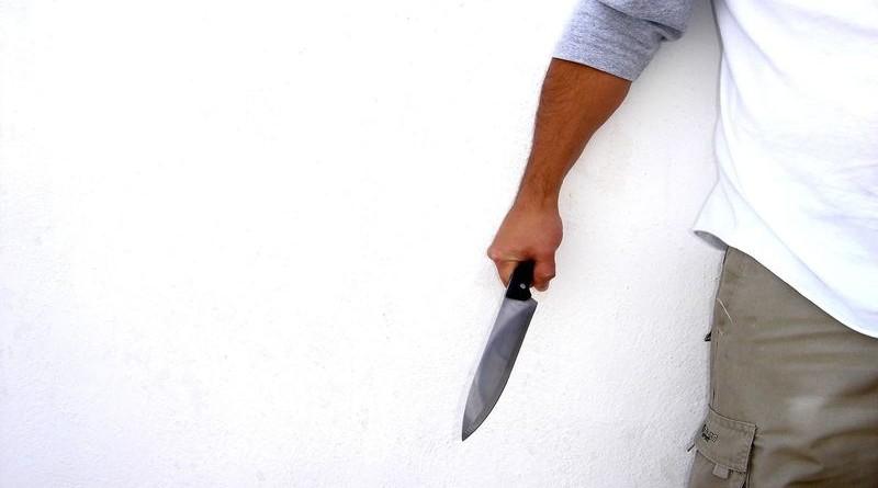 nož, nasilje