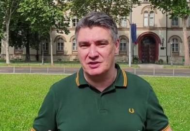 VIDEO: ČESTITKA MILANOVIĆA – Evo što u poruci kaže za Dan državnosti
