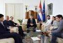AUTOINDUSTRIJA: Nakon razgovora u Banskim dvorima Plenković ide kod Rimca