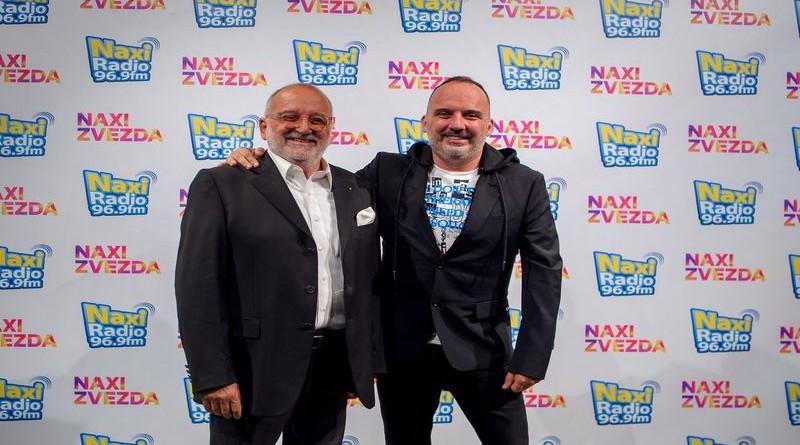 Tony s ocem Mirkom (Foto: Vidoje Manojlović)