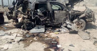 Vozilo u kojem su stradali vojnici (Foto: MORH)