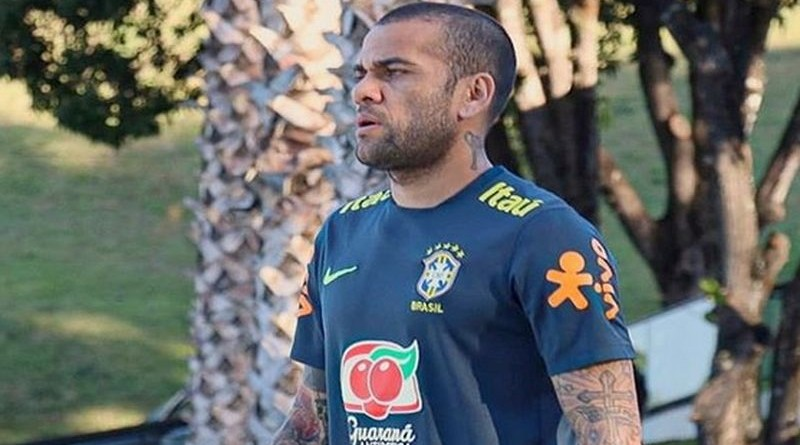 Dani Alves (Foto: Instagram)