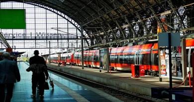 frankfurt, željeznička postaja