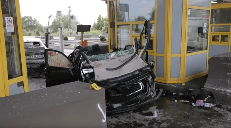 nesreća, prometna, sveta helena