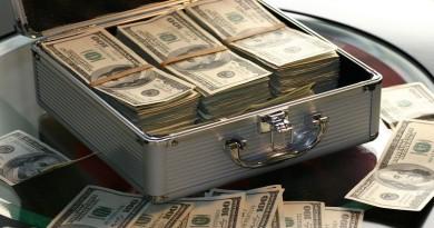 novac, bogatstvo