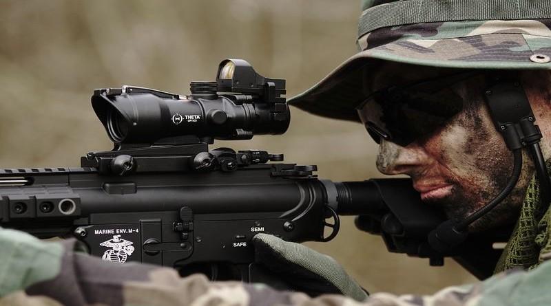 oružje, vojska