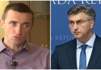 """PLENKOVIĆ O PENAVINOJ PRIJETNJI """"CRNIM LABUDOVIMA"""": On najbolje zna koliko pomažemo Vukovaru"""